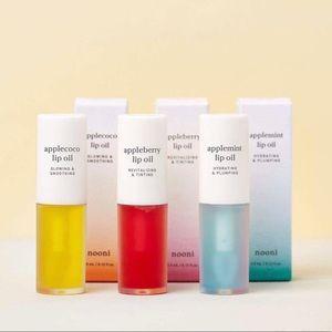 Nooni Lip Oils Set of 3